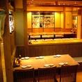 貸切宴会も可能な宴会フロアは最大23名でご使用いただけます。