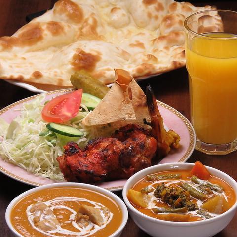インド料理&カフェ LUMBINI