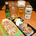 料理メニュー写真からあげセット【17時~】 ・ドリンク1杯付き