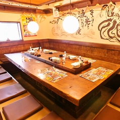 まるさ水産 名古屋桜山店の雰囲気1