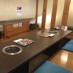 人気の個室は予約がおすすめ!少人数で半個室にも対応可能!