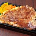 料理メニュー写真Tボーンステーキ(USA) 300g