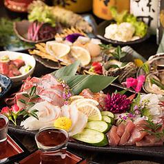 和食処 福家 FUKUYA 新宿南口店のコース写真