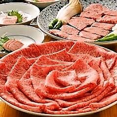 特選松阪肉(デザート付)