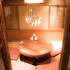 当店人気席♪テーブルを囲んで今宵も満足!東京酒BAL 塩梅 浅草店