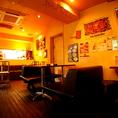 キャンドルの光とゆったりソファ作り出す幻想的な雰囲気を楽しめる。渋谷での貸切宴会、飲み会に♪都会の喧騒を忘れて当店自慢の絶品料理の数々をお楽しみください。宴会向けの飲み放題付コース多数ご用意しております!