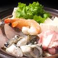 料理メニュー写真八千代なべ(冬季のみ)