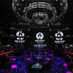 Night Club WARP SHINJUKU クラブ ワープ 新宿の雰囲気1