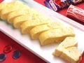 料理メニュー写真出汁巻玉子/明太出汁巻き卵