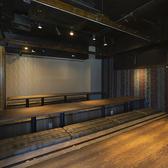◆扉付個室◆会社の飲み会にご利用いただける団体様用の落ち着いた個室空間もご用意しております。ちょっとした飲み会にも最適のプライベート感重視の個室です。