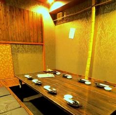 くずし寿司割烹 36.2 HITOHADA ひとはだの雰囲気1