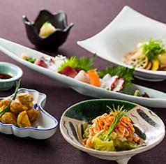 割烹 日本料理 とみ井のコース写真