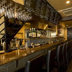 カルパ carpa 己斐の食堂の雰囲気1
