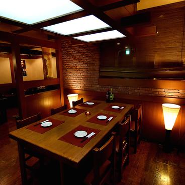 肉バル AJITO アジト 新越谷店の雰囲気1