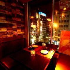 肉バル MOGU家 新宿東口店の雰囲気1