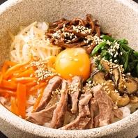こだわりの韓国料理には新潟県産のコシヒカリを使用!