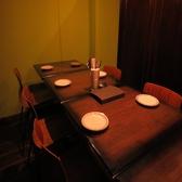 【ゆったり個室】ご要望に応じて個室内の席数の変更も可能となっております♪ご不明点・ご要望などございましたらお気軽にお尋ねください♪^^