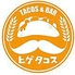 TACOS&BAR ヒゲタコスのロゴ