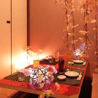 盛岡駅の宴会はゆったり落ち着ける和の個室空間居酒屋!