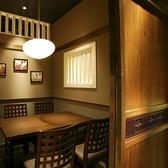 個室は2名様からOK!酒蔵個室(テーブル席)