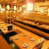 中規模宴会も塚田にお任せ!!寛ぎの掘りごたつ席は大人気のため、ご予約はお早めに♪