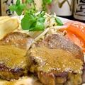 料理メニュー写真牛タンステーキ