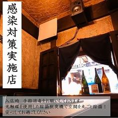 日本酒バル 晴ルの雰囲気1