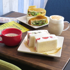 Sandwich,Soup&Coffee MIROKUのおすすめ料理1