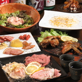 BBQ 肉鍋 焼肉 真のおすすめ料理2