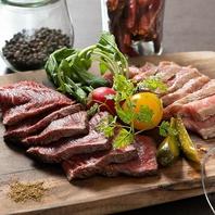 厳選された和牛を使ったお料理をお楽しみ頂けます★