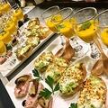 料理メニュー写真季節の宴会料理