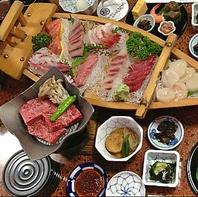 新鮮な海鮮料理をたくさん楽しめます