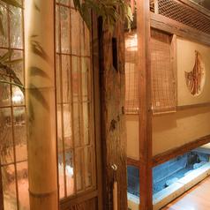 ホっと一息つける雰囲気です♪東京酒BAL 塩梅 浅草店