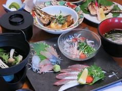 居魚屋網元 エミフルMASAKI店のコース写真