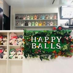 HAPPY BALLS 宗右衛門町店の写真