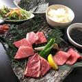 料理メニュー写真D ワンランク上の 上焼肉セット 【お昼も夜もOK!】