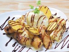 インカのめざめのフレンチトースト