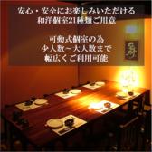 居酒屋 ししとう 獅子豆の雰囲気2