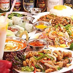 アジア料理ラマ 後楽園店のコース写真