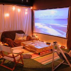 CAMP CAFE&BAR CAMPL キャンプ カフェ&バー キャンプルの雰囲気1