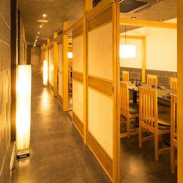 九州に惚れちょるばい 赤羽店の雰囲気1