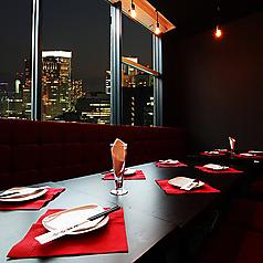 Sky Grill Dining 香る銀座 有楽町店の雰囲気1