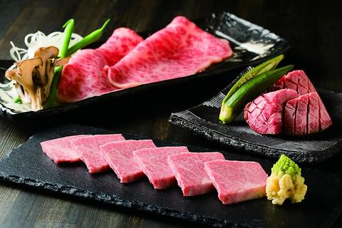 焼肉和牛いちえの系列店で肉クオリティ間違いなし!フードメニュー全品500円(税別)