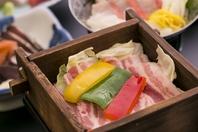 海鮮・野菜等…旬食材を満喫できる