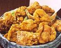料理メニュー写真はかた商店の鶏唐揚げ