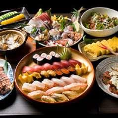 海鮮料理 鮨 魚丁天 蒲田店の特集写真
