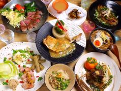 ちょっぴり贅沢な生姜屋さんのおすすめ料理1