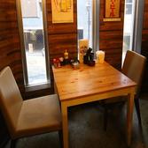 2名様テーブル席