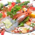 料理メニュー写真本日の鮮魚のカルパッチョ
