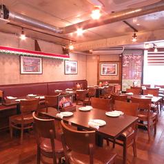 インドレストラン サザ ダイニング&バー SAJHA DINING&BARの雰囲気1